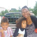 Around town with my kids