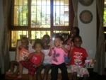 Visit our cousins from left Adili, Me, Shakwana, Amani, Shanira & Asante in their place