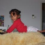 Xmas morning 2009