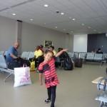 Nikiwa Muscat Airport tayari kuelekea Dar