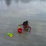 Nikiwa Kipepeo beach Kigamboni Dar