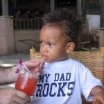 Sehemu ya tropical juice muhimu