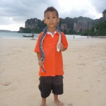 Amani at Railay beach
