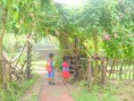 Amani & Malaika wanafurahia nature