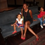 At Lebua lounge with my kids