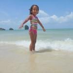 Malaika at Phra Nang Beach