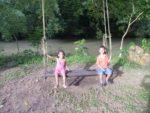 Swing Swing at the resort