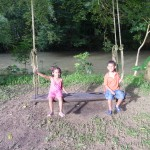Swing Swing at the resort