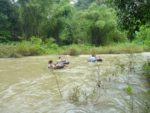 Tubing around Sok River