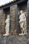 Inside Pompeii City
