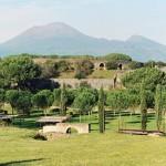 Garden in Pompeii