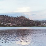 The view from Tilapia Hotel, Mwanza