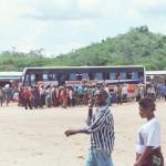 Kituo cha basi on the way to Musoma 2003