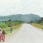 On the way to Musoma 2003