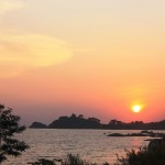 Sunset kijini Burere