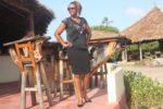 Mida ya asubuhi Kipepeo Village Kigamboni