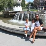 In Madrid