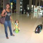 Our summer holiday imeanza tukiwa Bangkok Airport