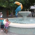 Malaika & Amani at Life Park