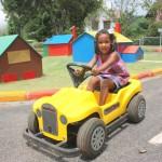 Having fun at the Life Park, Greenery Resort