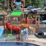 My family hao wanaenda kwenye pool after lunch