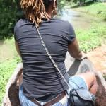 Elephant ride adventure