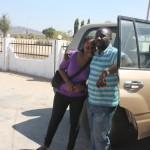 Kaka Hassan & baby sis Tina, Dodoma