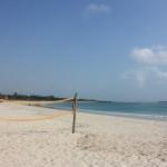Southern beach Kigamboni