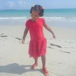 Malaika at Kipepeo Beach