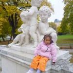 In Vienna, Austria