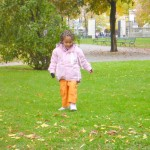 My holiday with daddy in Vienna, Austria