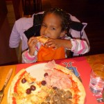 Pizza in Italy? Yummy!
