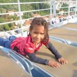 Nikiwa kwenye Cruise ship