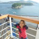 Kwenye Cruise ship