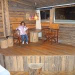 Tulikodisha kwenye hii cabin Longyearbiyne near Northpole