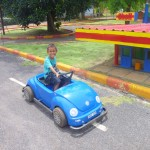 My Amanji loves cars