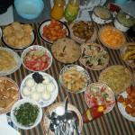 Mambo ya msosi at Obuya's place. Bongo na misosi inanimaliza kabisa