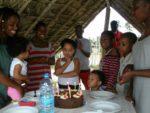Sameera birthday party at Kipepeo Village, Kigamboni