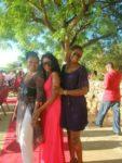 With Farida & Bella