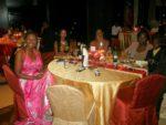 At reception party Kempinski Hotel