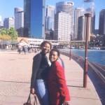 Nikiwa na Stella, Sydney Harbour