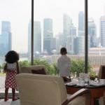 Amani & Malaika enjoy the view