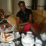 High Tea (Afternoon Tea) at Grand Hyatt Hotel