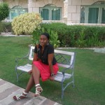 Baby Sis at Grand Hyatt Hotel