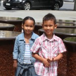My kids....xoxo