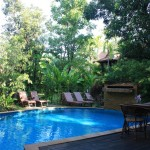 The B&B pool