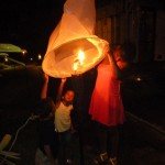 Lighting our Lantern