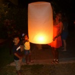 Lighting our Lanterns