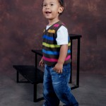 My son Amani