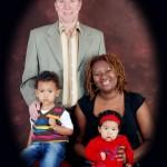Furaha yangu, my family